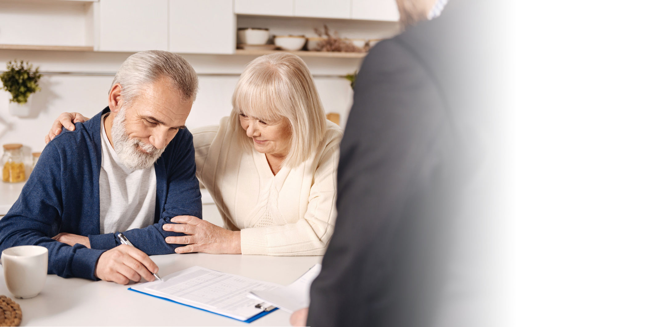 Senior Couple Estate Planning